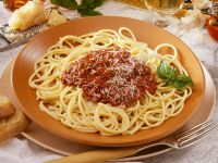 Spaghetti Bolognese Original Rezept