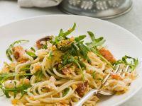 Spaghetti mit Flusskrebsen Rezept