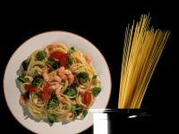 Spaghetti mit Shrimps Rezept