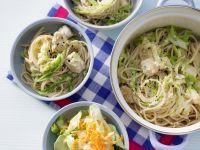 Spaghetti-Topf mit Wirsing Rezept