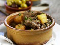 Spanisches Lammragout mit Kartoffeln Rezept
