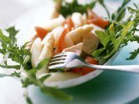 Spargel-Lachs-Salat Rezept