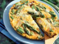 Spargel-Tortilla Rezept