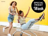 Special Friday Week: Tolle Angebote für Küche, Haushalt & Sport