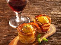 Speck-Muffins