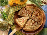 Speckkuchen auf hessische Art Rezept