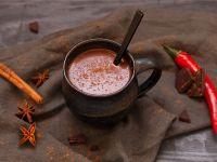 Spicy Hot Chocolate Rezept