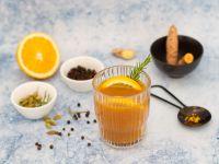 Spicy Orangen-Punsch Rezept