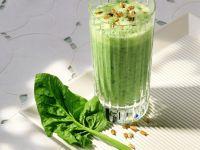 Spinat-Joghurt-Drink Rezept