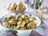 Spinat-Mozzarella-Bällchen Rezept