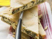Spinat-Ricotta-Pie Rezept