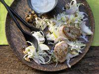Spitzkohl-Waldorf-Salat Rezept