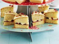 Sponge Cake Rezept