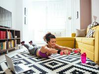Das Wohnzimmer-Workout: Schöne Oberarme