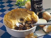 Steak and Kidney Pie Rezept
