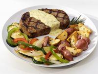 Steak mit Bratkartoffeln Rezept