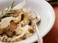 Steinpilzrisotto mit Parmesan Rezept