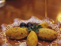 Stockfisch-Kartoffel-Bällchen auf portugiesische Art Rezept
