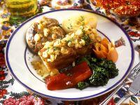 Stockfisch mit Gemüse Rezept