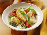 Stockfisch-Suppe mit Gemüse Rezept