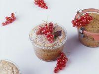 Stracciatella-Kuchen im Glas Rezept