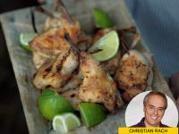 Würzig & frisch: Hähnchenschenkel mit Limone