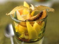 Südfrucht-Salat mit Wodka Rezept