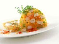 Sülze mit Meeresfrüchten Rezept