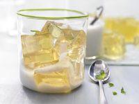 Süße Apfel-Gelee-Würfel Rezept