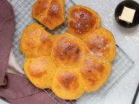 Süße Kürbisbrötchen Rezept