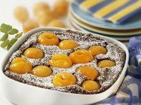 Süßer Auflauf mit Aprikosen Rezept