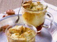 Süßer Brotauflauf Rezept
