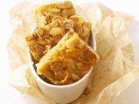 Süßer Kartoffel-Mandel-Kuchen Rezept