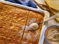 Süßer Kartoffelkuchen Rezept