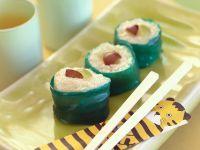 Süßes Sushi Rezepte