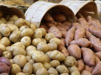 Kartoffel vs. Süßkartoffel: Was ist gesünder?