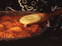 Süßkartoffelgratin Rezept