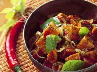 Süßkartoffelsalat Rezept