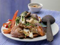Süßsaures Asia-Gemüse Rezept