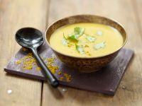 Suppe aus roten Linsen Rezept