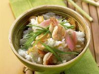 Sushi-Reissalat Rezept