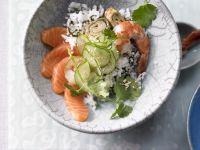 Sushi aus der Schüssel Rezept