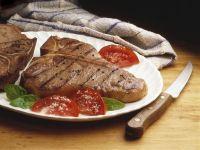 T-Bone Steaks Rezept