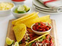 Taco Shells mit Hackfleisch Rezept