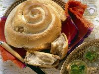 Tahin-Brot