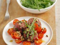 Tatar mit Tomaten Rezept