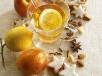 Tee mit Zitrone Rezept