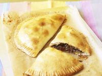 Teigtaschen mit Fleischfüllung (Empanadas) Rezept