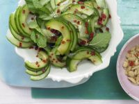 Thai-Gurkensalat Rezept