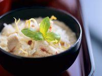 Thai-Hähnchensuppe Rezept